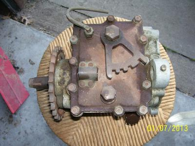1926 jd Model Harley Davidson Transmission