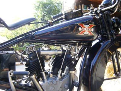 1930 Excelsior Super X
