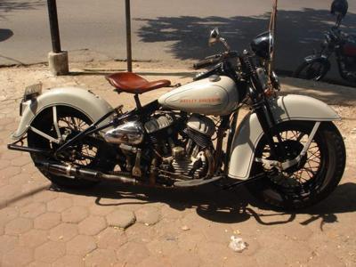 1947 Harley Davidson WLC