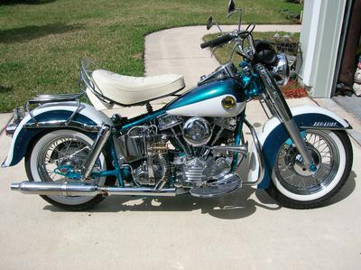 1947 Harley Davidson Panhead for Sale by owner