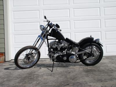 1954 Harley Davidson for Sale http://www.gogocycles.com/1954-harley-panhead-for-sale.html