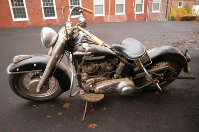 1955 Harley Davidson Panhead FL for sale by owner in OR Oregon