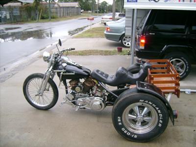 1959 Harley Davidson Servicar