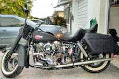 1959 Harley Davidson FLH Duo Glide