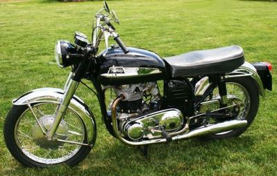 1964 NORTON ATLAS 750 MOTORCYCLE