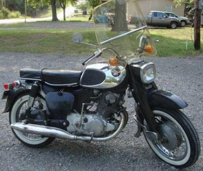 1965 Honda 305 Dream