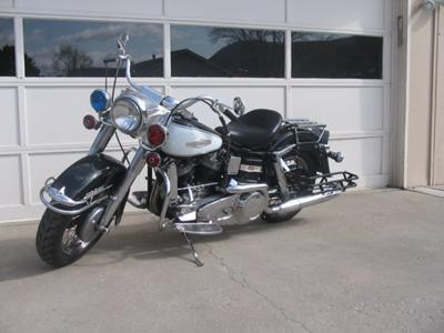 1966 Harley Davidson Electra Glide Collector Quality FLH (this photo is for example only; please contact seller for pics of the actual motorcycle for sale in this classified)