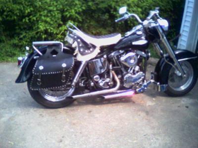 1966 Harley Davidson Shovelhead