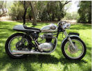 1968 bsa thunderbolt motorcycle