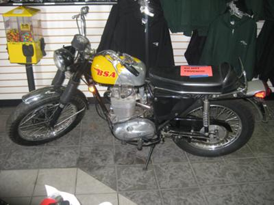 1968 BSA VICTOR 441 SPECIAL