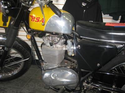 1968 BSA VICTOR 441 SPECIAL Completely restored
