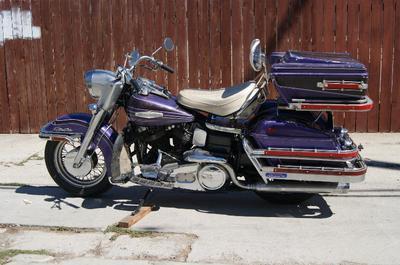 1968 Harley Davidson FLH