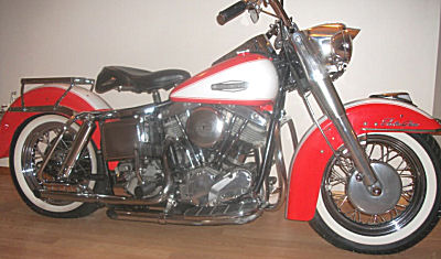 1969 Harley Davidson Electra Glide HD