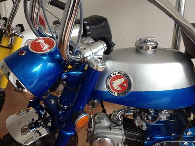 1969 Honda 50 Mini Trail Bike