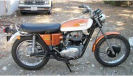 1968 bsa firebird scrambler motorcycle