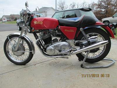 1971 Norton 750 Commando