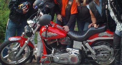 1972 Harley Shovelhead FLH