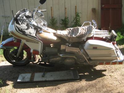 1972 Harley Davidson Mod Squad Shovelhead