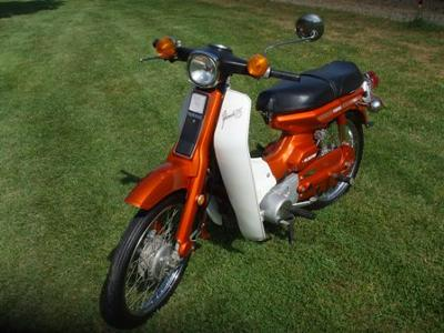 1972 Yamaha U7E Scooter For Sale