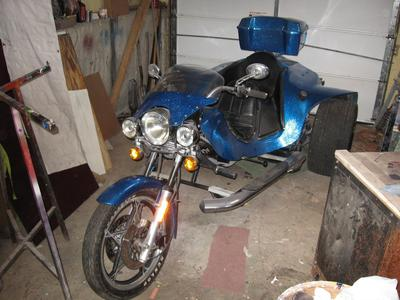 Custom VW Trike for Sale by Owner in CT Connecticut original Lithia