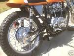 1973 Yamaha XS650 XS 650 TX650 TX 650 Streettracker (this photo is for example only; please contact seller for pics of the actual motorcycle for sale in this classified)