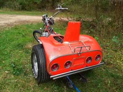 ustom Trike CB 750 Chopper Project for sale by owner in WI