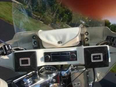 1975 FLH Shovelhead Harley Davidson Motorcycle