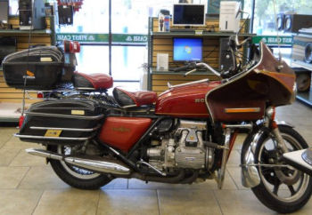 1975 Honda Goldwing