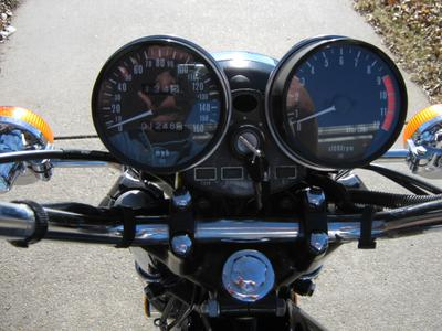 1975 Kawasaki Z1 900 Motorcycle Speedometer Gauges