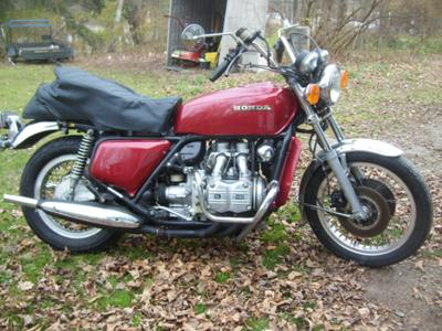 1976 1000cc Goldwing Honda Gold Wing