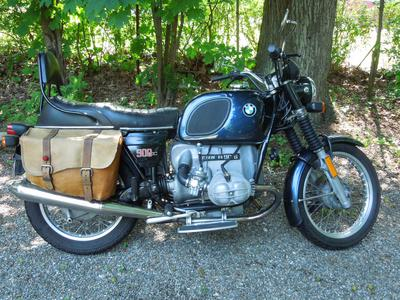 1976 BMW R90/6 Motorcycle for Sale by Owner