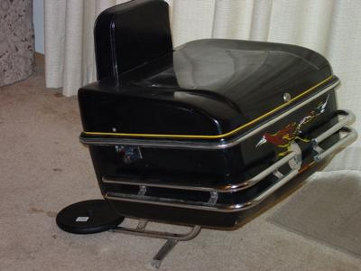 1976 Honda Goldwing GL1000 Trunk