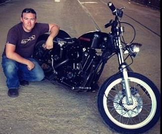 Restored 1977 Harley Davidson Ironhead Sportster Bobber 1000