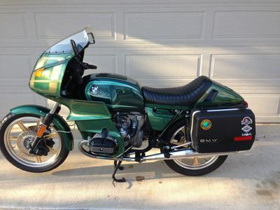 Permalink to 1977 Bmw R100rs