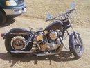 Antique 1977 Harley Davidson sportster Ironhead