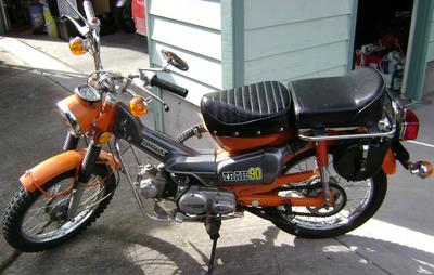 1977 Honda Trail 90 For Sale