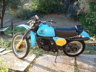 Vintage1977 Yamaha IT 400