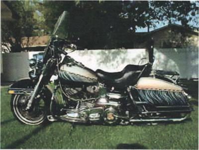 1978 1/2 FLH 80 Harley Davidson Shovelhead Electra Glide Electraglide