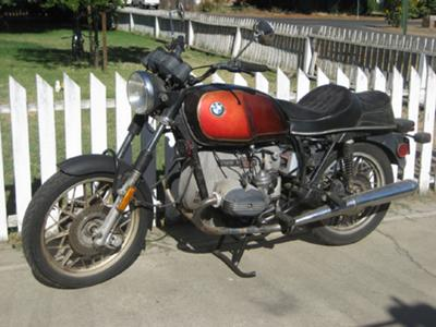 The 1978 BMW R100S for Sale is waiting for you!