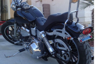 1978 Harley Davidson FXE Lowrider Shovelhead