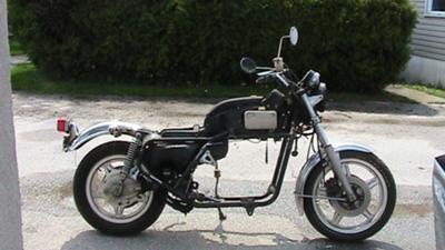 1978 Honda Goldwing 1000