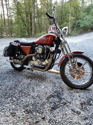 1979 Harley 1000 Sportster for Sale in PA Pennsylvania