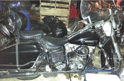 80cc 1340 Shovelhead 1979 Harley Davidson Electra Glide