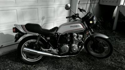 1979 Honda CB750f Super Sport
