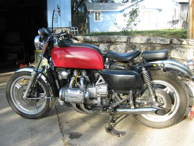 1979 Honda GL1000 for sale by individual owner in Mariposa, CA CALIFORNIA USA