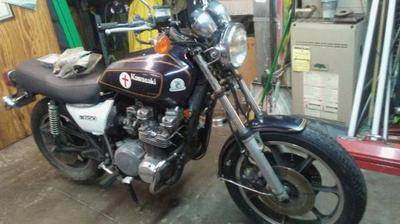1979 Kawasaki KZ650 for Sale by owner in MI Michigan