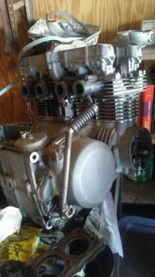 extra motor for a 1979 Kawasaki KZ650