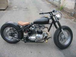 1979 Triumph Bobber Custom