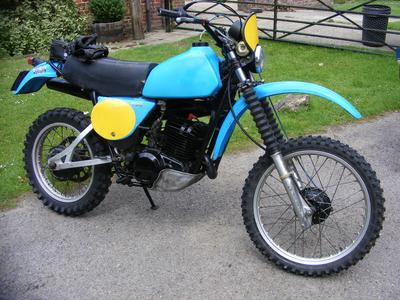 1979 Yamaha IT 400 dirt bike for sale by owner