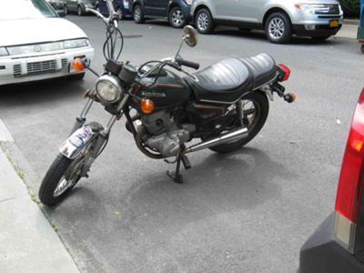 1980 Honda Twinstar 200  cc Great NYC street bike